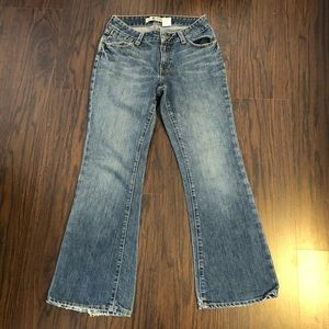 Gap Jeans original flare size 2 ankle